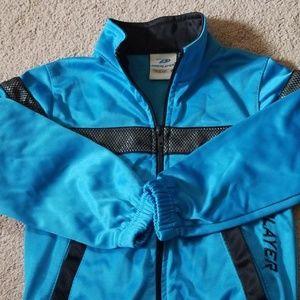 Boys size 4  Pro Player track jacket